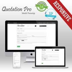 Quotation Pro Prestashop Module