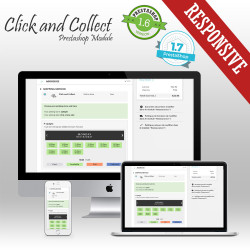 Click and Collect Module for Prestashop