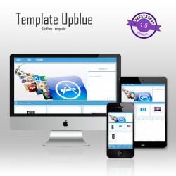Upblue Prestashop template