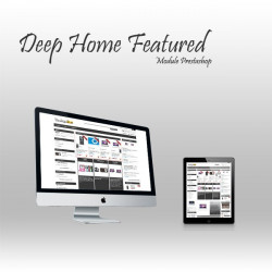 Home featured Prestashop module