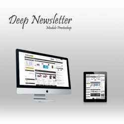 Newsletter Prestashop module